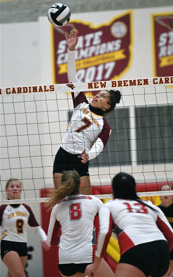 You Know The Script…New Bremen Wins Another District