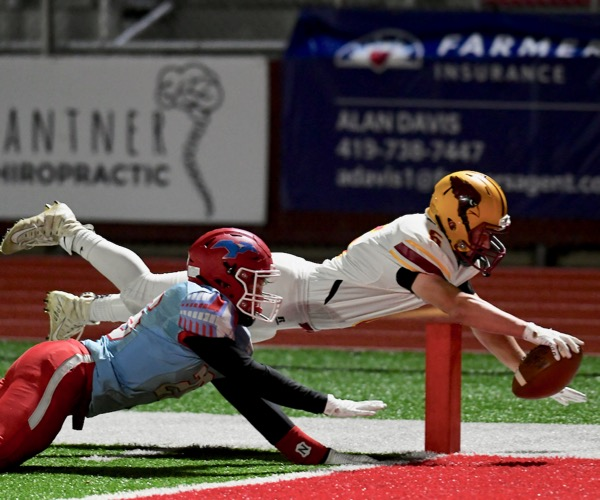 Tale Of Two Halves:  Bremen Roars Past LCC To State
