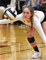 Ottoville Sees Red…Swept By New Bremen In Sectional Semis…!