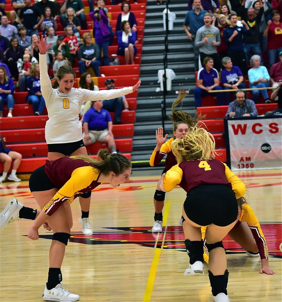 Thrill A Minute…Bremen Outlasts Ft. Recovery