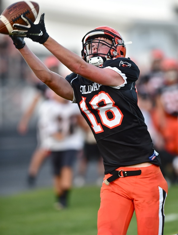 Friday Night 'Special…Young Guns, Air Game, Help Coldwater Stun Clinton-Massie