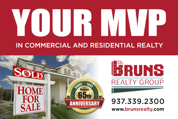 Bruns Realty is proud to sponsor coverage of area sports on Press Pros Magazine.com.