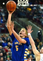Marion's Nate Bruns…And The Choice Of Choices
