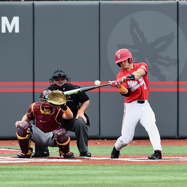Buckeyes Drop Twin Bill, And Get Swept, In Series With Gophers…