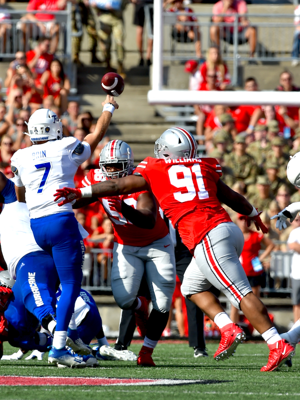 Ohio State Has Something To Prove Against Indiana