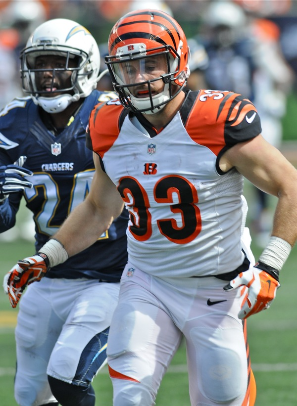 Greg Hoard: Youth Prevails in Bengals' Finale