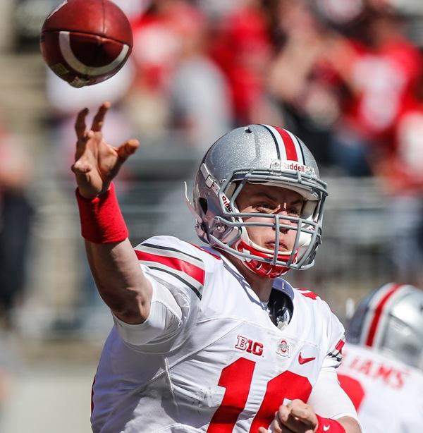 Ohio State Quarterbacks Are Making It Tough On Meyer