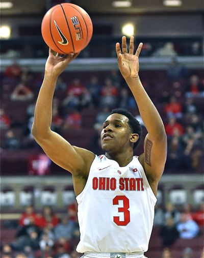 Ohio State Surge Falls Short In Overtime Loss To Wisconsin