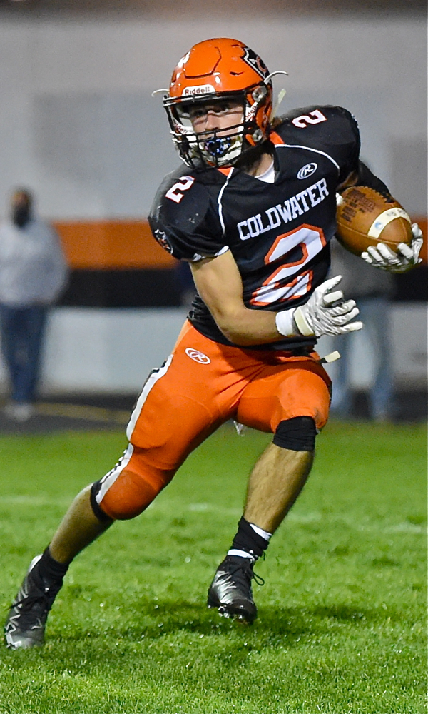 Coldwater Returns To State With Win Over Mechanicsburg