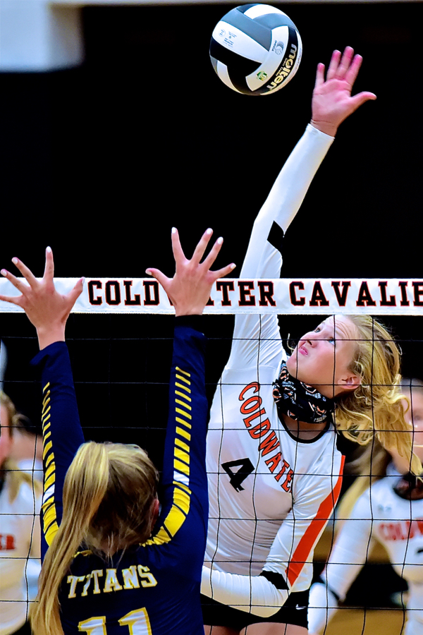 Court In Session…Coldwater Falls To Ottawa-Glandorf