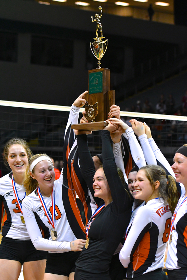 Versailles Volleyball: When Encores Aren't Automatic….