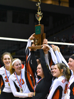 Versailles Shines The MAC's Star One Brighter…Champs In Div. III