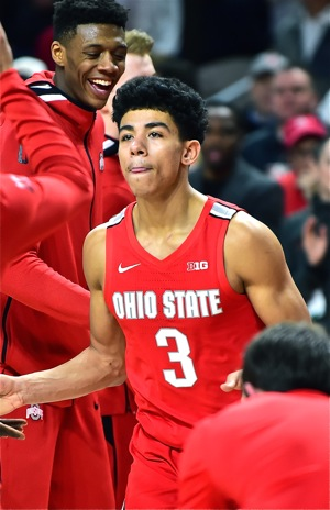 Ohio State Breathes Easier After Win Over Northwestern