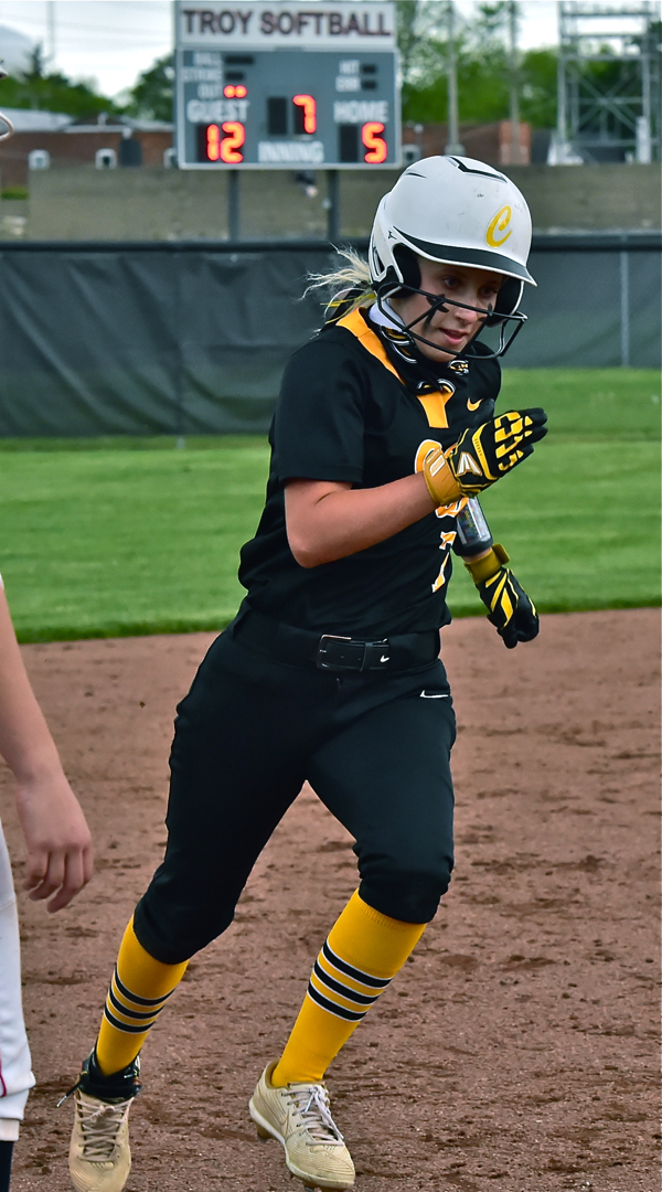 Troy Falls To Centerville's Wild Seventh Inning Rally….