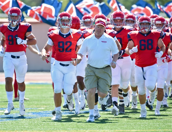 UD Football:  When Less Seems More…