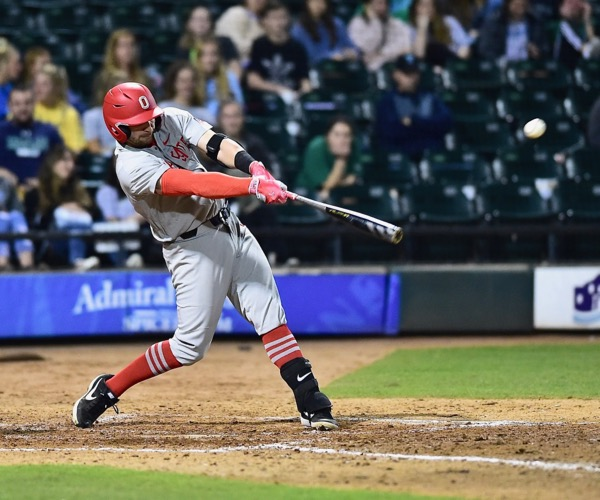 Wild Uncertain Finish Costs Buckeyes In Late Loss To Corpus Christi
