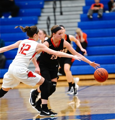 "Their defense is like playing against six, or seven,"" said Bethel Tate coach Dave Fallis of Versailles."