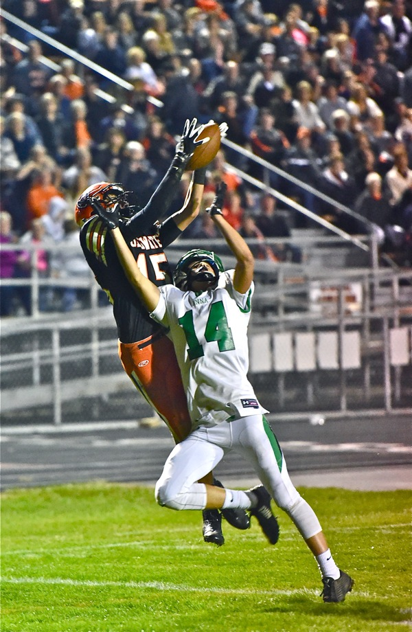 Tale Of Two Halves:  Anna Coughs Up Lead, Game To Coldwater