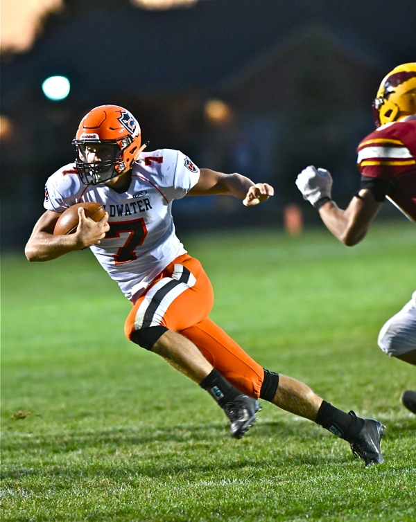 Coldwater Shakes Off Injuries, Throttles New Bremen