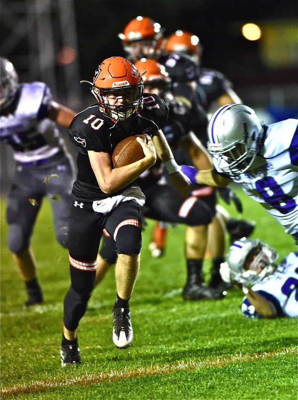 """""""Good As Advertised"""":  Coldwater Streaks Past Recovery For Fifth Win"""