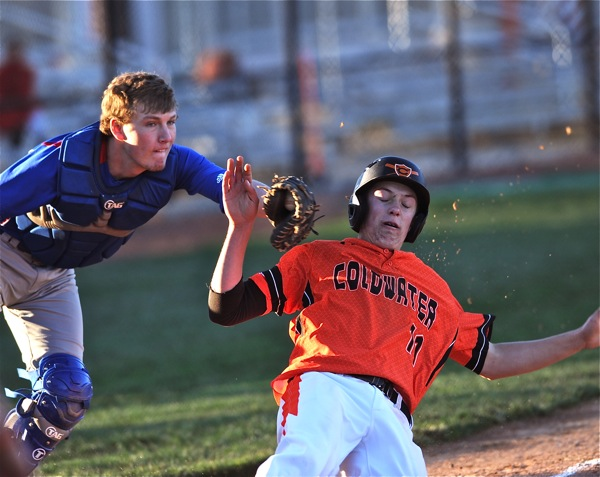 Thobe Delivers Coldwater To Fourth Consecutive Win…