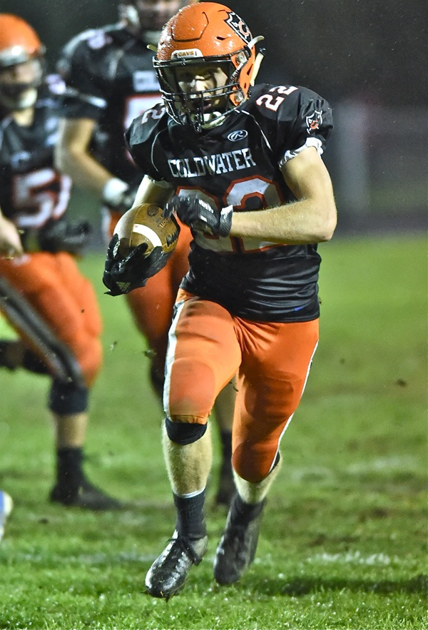 Coldwater Snaps Marion's 36-Game Win Streak In Overtime
