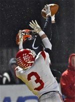 Agony Of Da' 'Feet'…Missed Kick Sends Coldwater To Regional Final