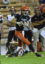 Coldwater Waits Out Storm, Flattens Versailles…