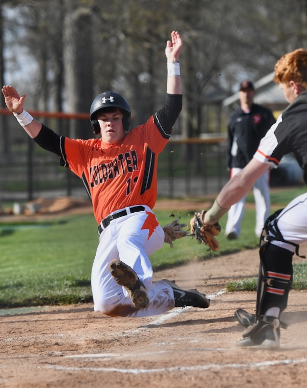 Sudhoff Shines, Coldwater Rolls Over Versailles…