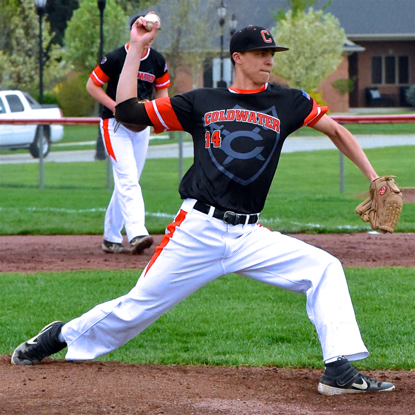 Bremen Threatens, But Coldwater 'Walks' To 17th Win