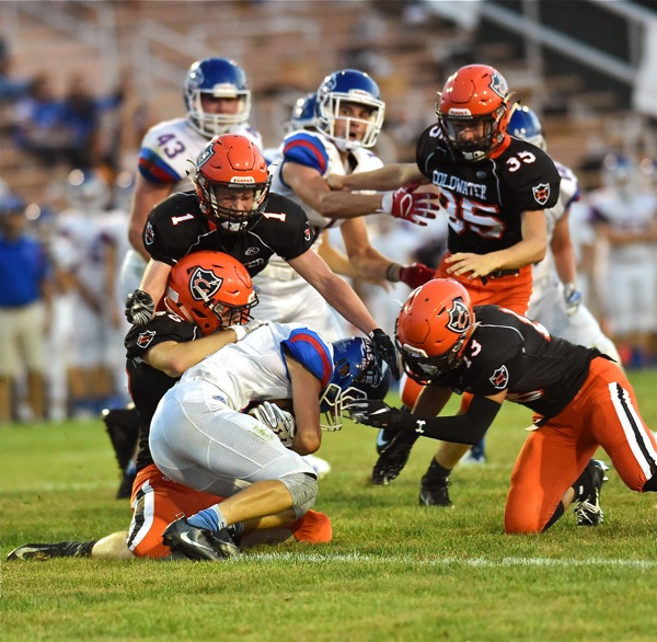 Who's Shocked?  Coldwater Sits At #1, Getting Better Each Week….