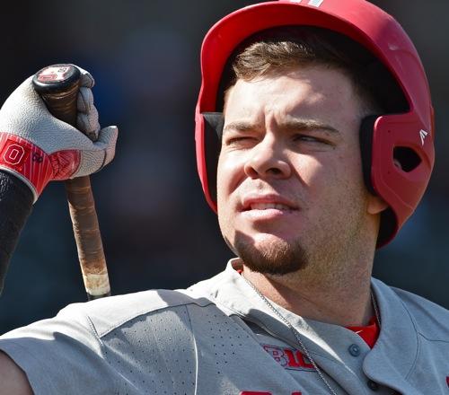 Bo Coolen's three-run homer in the