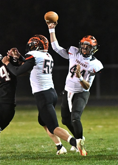 Bryce Schondelmyer Forces Change Of Heart, Direction