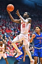 Hal McCoy: Flyers Squander Big Lead, Hold Off Presbyterian For Win