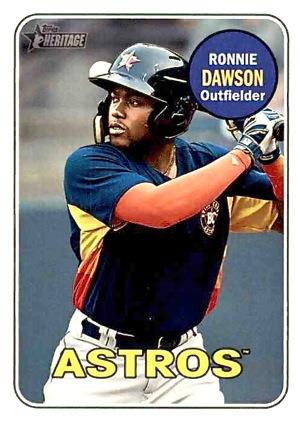 Former Buckeye Dawson Ready for Triple-A With Astros