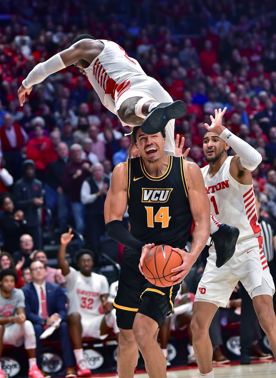 McCoy: Flyers Use Second Half Run To Top VCU
