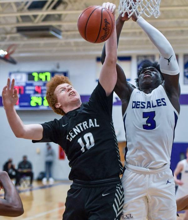 #10 Westerville Central Edges DeSales