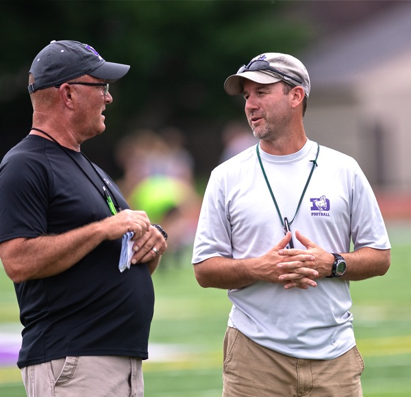 Pick Central, DeSales Out To Erase State Title Defeats
