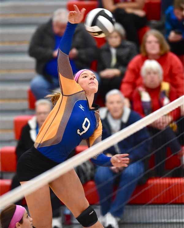 Billing:  Sky's The Limit For Russia Volleyball