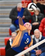District Volleyball:  Shelby County League Sweeps Through District!