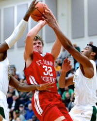 Defense, Defense…JC, St. Henry Reach Reg. Finals