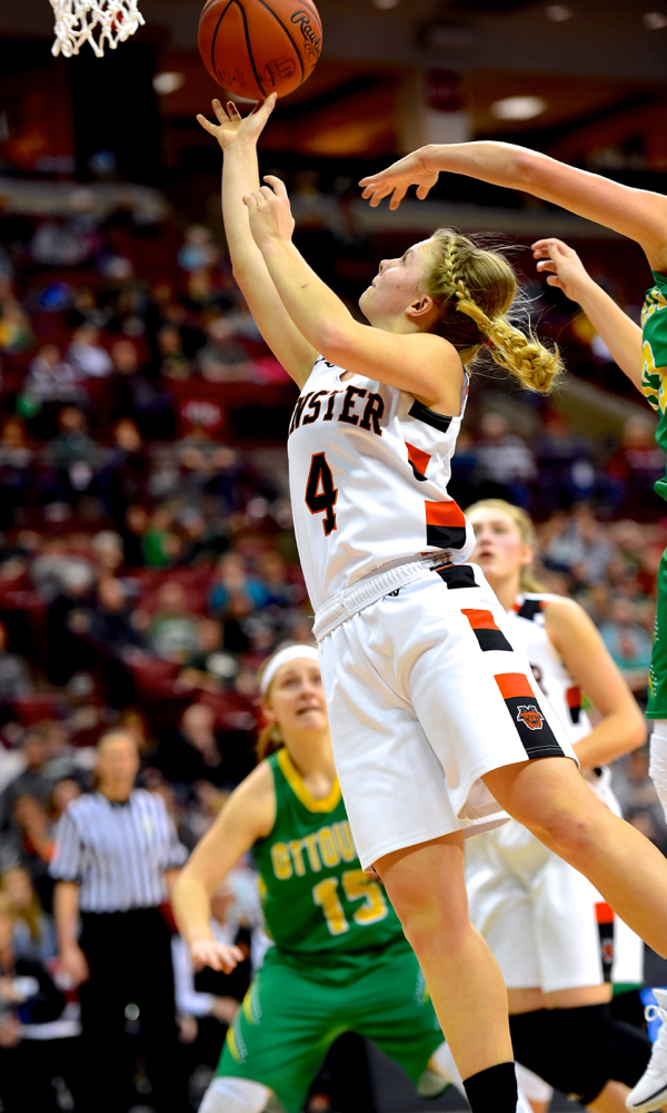 Crowning Achievement…Minster Repeats In Div. IV