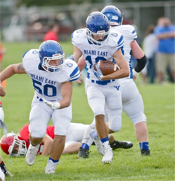 Bigger, Faster, Stronger – East Too Much For Milton Union