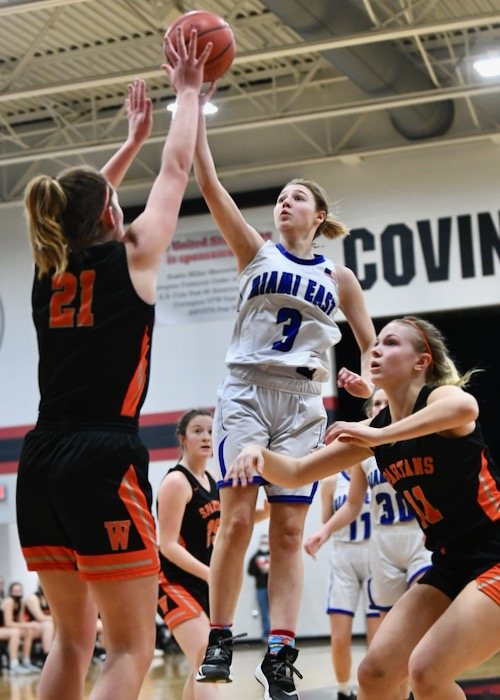 East Bows Out To Cassoni, Waynesville In D-III