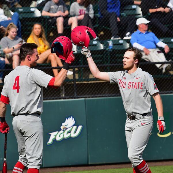 How 'Dirt Bag' Baseball Is Working For The Buckeyes' Nick Erwin…