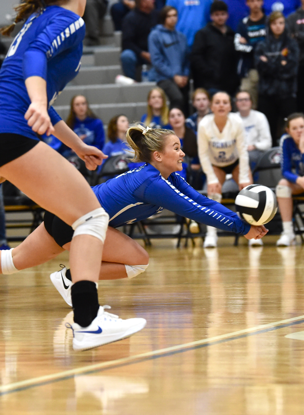 Defense:  FM Takes Sectional Title In Stunning Comeback….