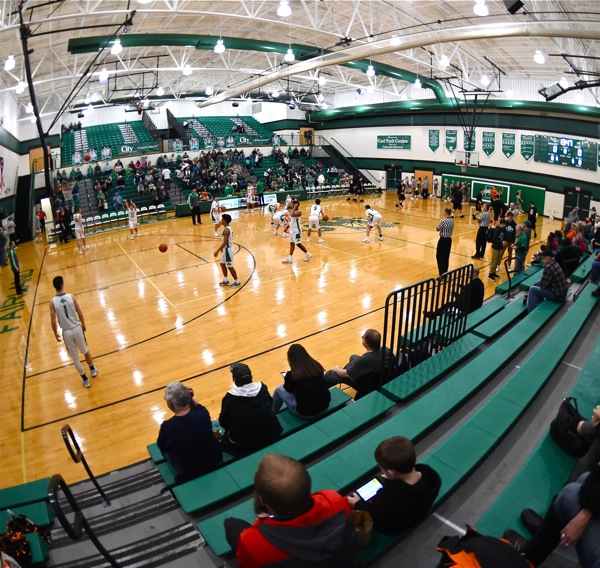 How The Other Half Plays:  'Roots', And Hoops With The Fairland Dragons