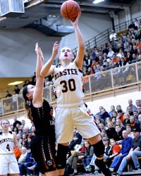 Minster Dominates Second Half…Returns To State
