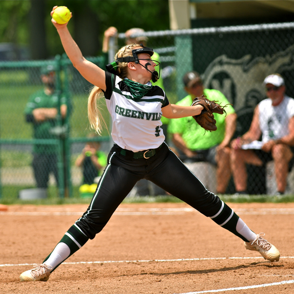 Double The Fun: Clutch Hit Lifts Greenville Past Shawnee