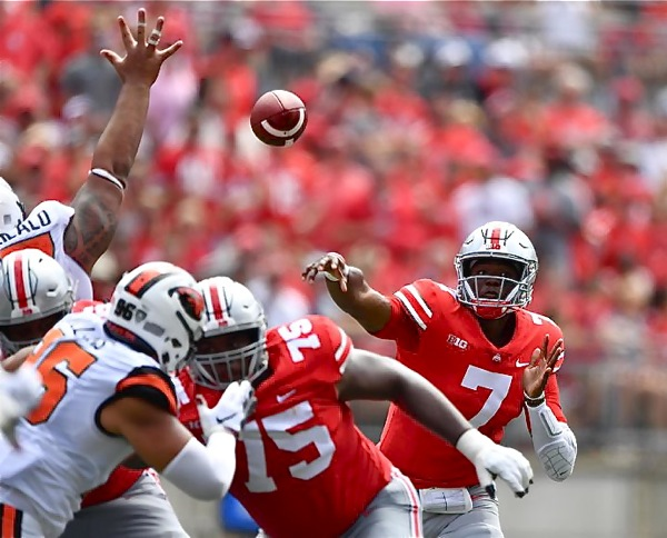 Buckeyes Hang On For Win In Game They Couldn't Afford To Lose